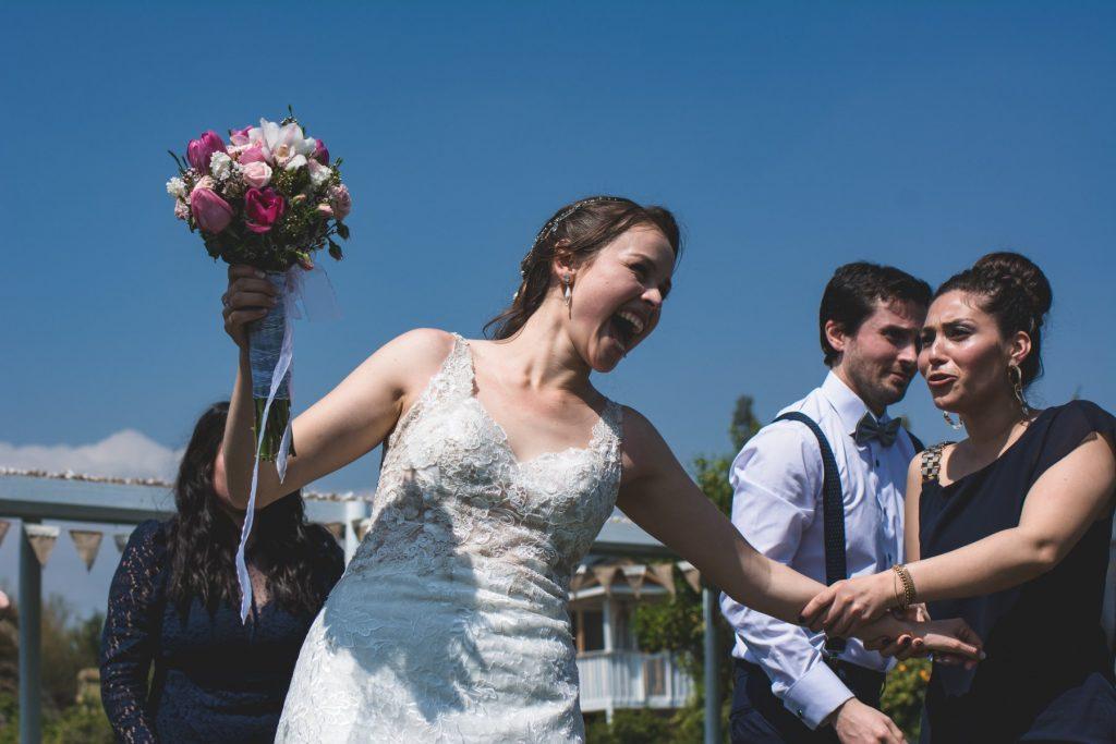 Matrimonio Alexandra & Matias, Una boda en batuco 16