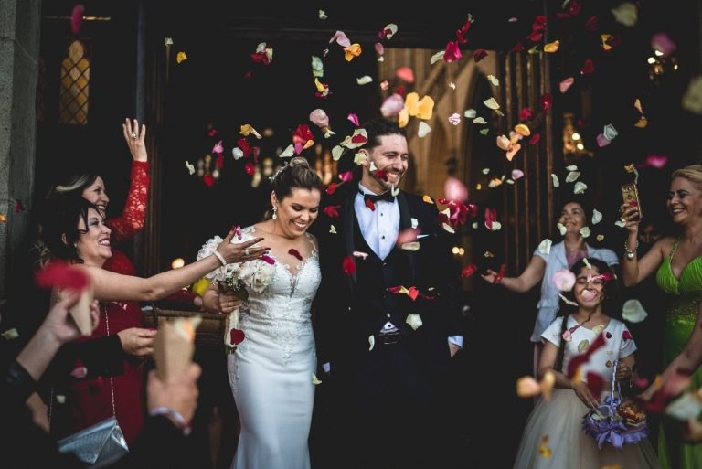 Wedding photography in Chile