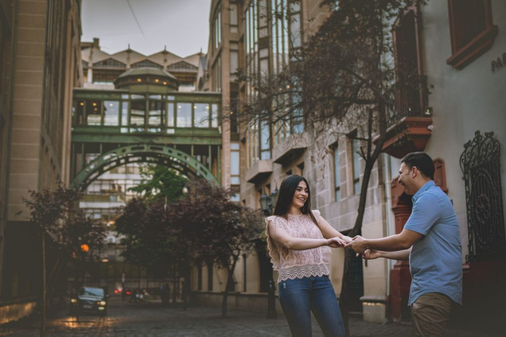 Sesión fotográfica barrio paris londres