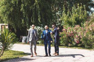 Kotty & Marce, la boda al aire libre chilena más chévere. 8