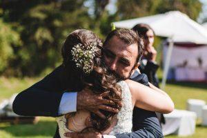 Kotty & Marce, la boda al aire libre chilena más chévere. 19