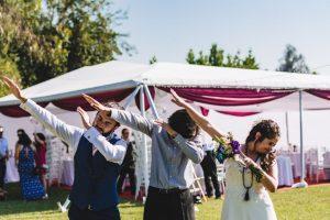 Kotty & Marce, la boda al aire libre chilena más chévere. 21