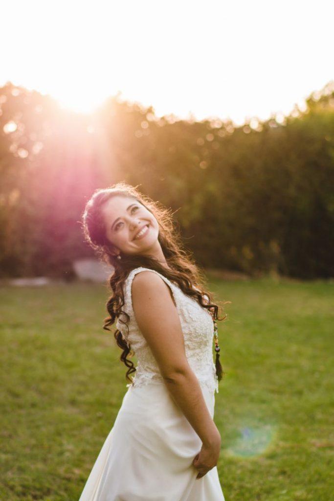 Kotty & Marce, la boda al aire libre chilena más chévere. 17