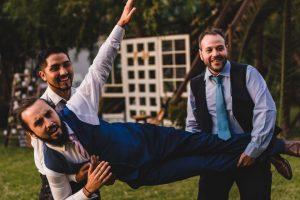 Kotty & Marce, la boda al aire libre chilena más chévere. 23
