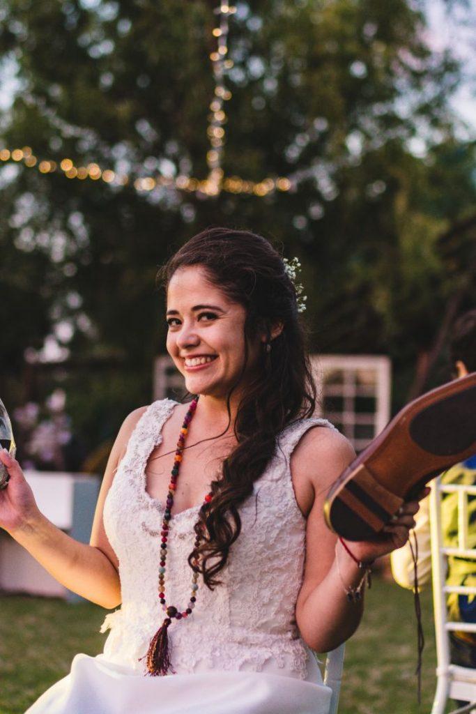 Kotty & Marce, la boda al aire libre chilena más chévere. 25