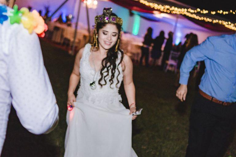Kotty & Marce, la boda al aire libre chilena más chévere. 37