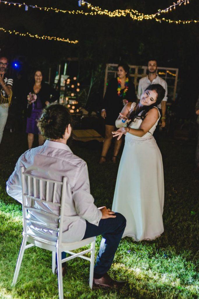 Kotty & Marce, la boda al aire libre chilena más chévere. 27