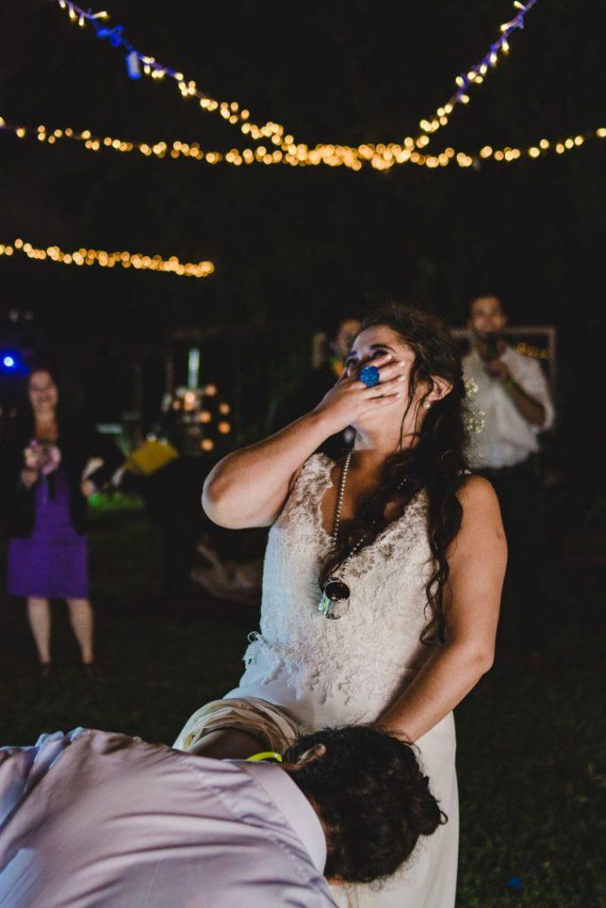 Kotty & Marce, la boda al aire libre chilena más chévere. 28