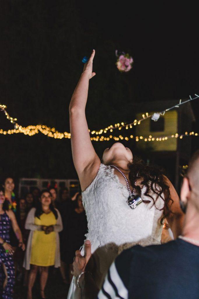 Kotty & Marce, la boda al aire libre chilena más chévere. 26