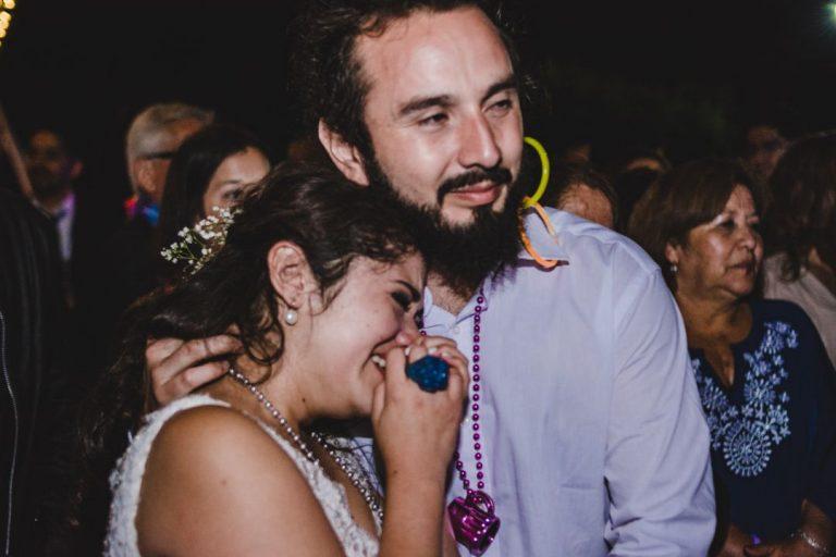 Kotty & Marce, la boda al aire libre chilena más chévere. 36