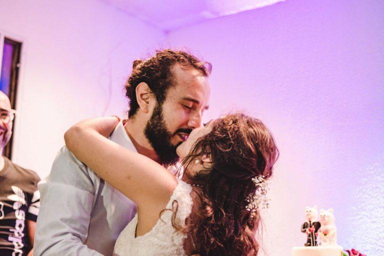 Kotty & Marce, la boda al aire libre chilena más chévere. 38