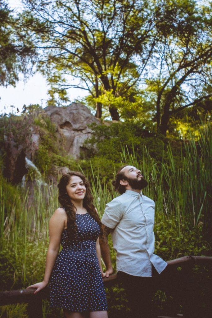 Kotty & Marce, la boda al aire libre chilena más chévere. 2