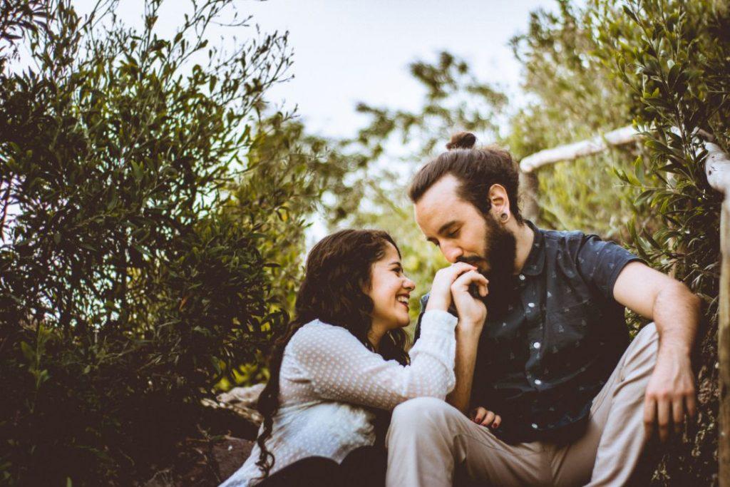 Kotty & Marce, la boda al aire libre chilena más chévere. 3