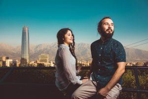 Kotty & Marce, la boda al aire libre chilena más chévere. 5