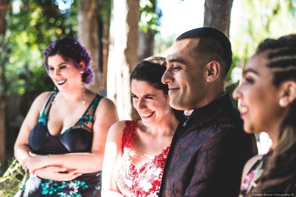 Catalina & Ricardo una boda en Castaños del Maipo 2