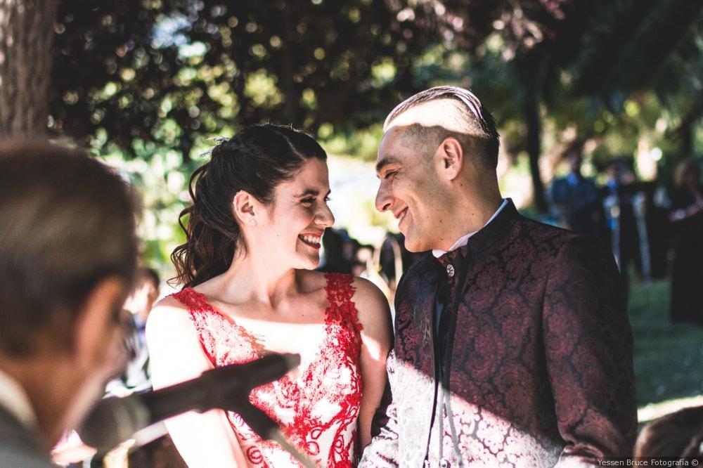 Catalina & Ricardo una boda en Castaños del Maipo 1