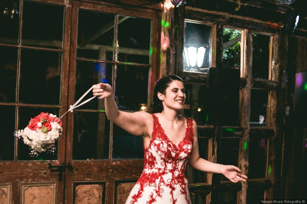 Catalina & Ricardo una boda en Castaños del Maipo 11