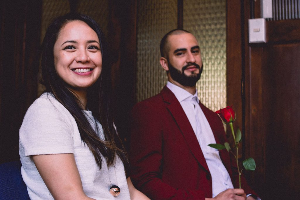 Thuy Ten & Chus, un matrimonio en Cerro Alegre Valparaíso 1