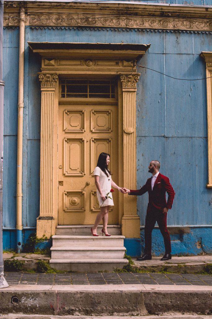 ¡Atención! Fotógrafo de matrimonios en Valparaíso 1