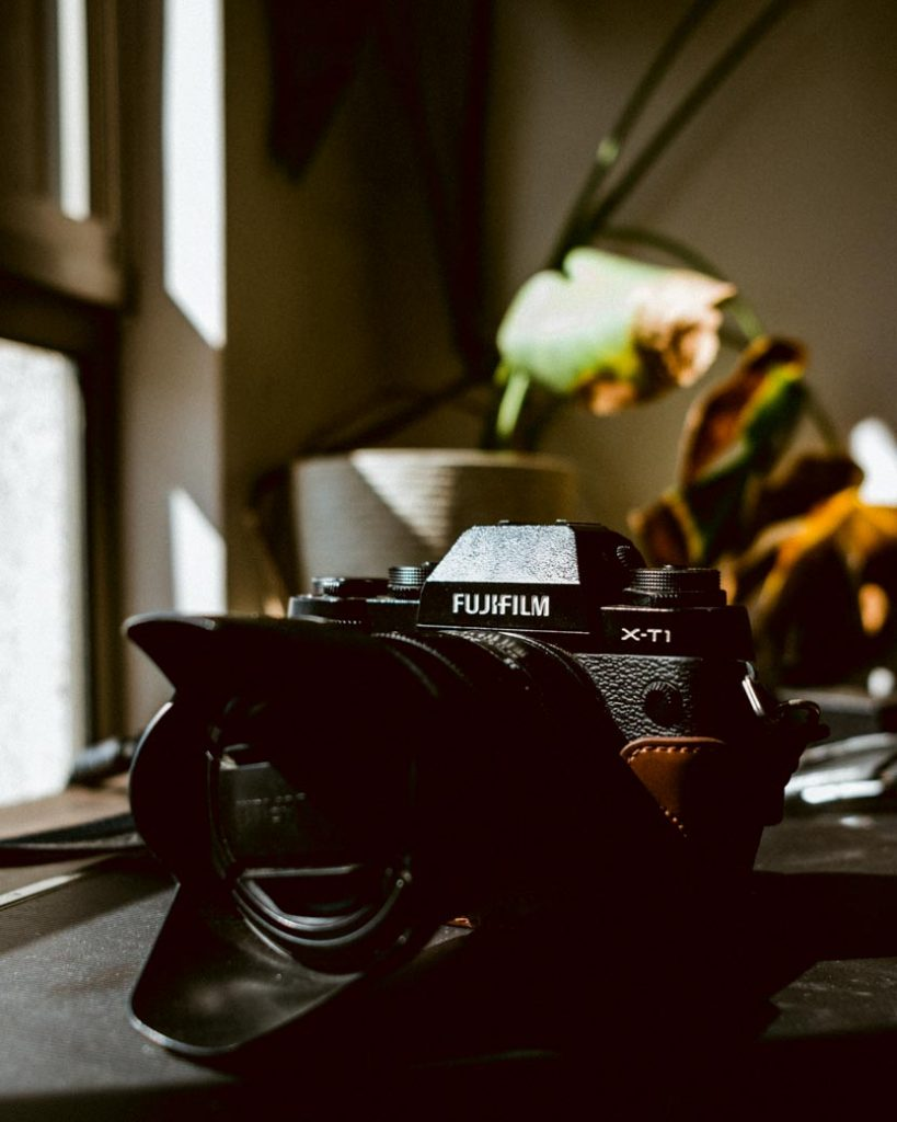 Review X-t1 mirrorless camera 2020
