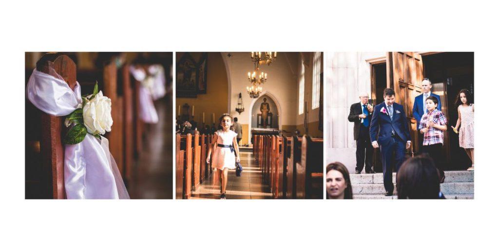Mariana & Ivan un matrimonio pequeño en Macul y San Bernardo 1