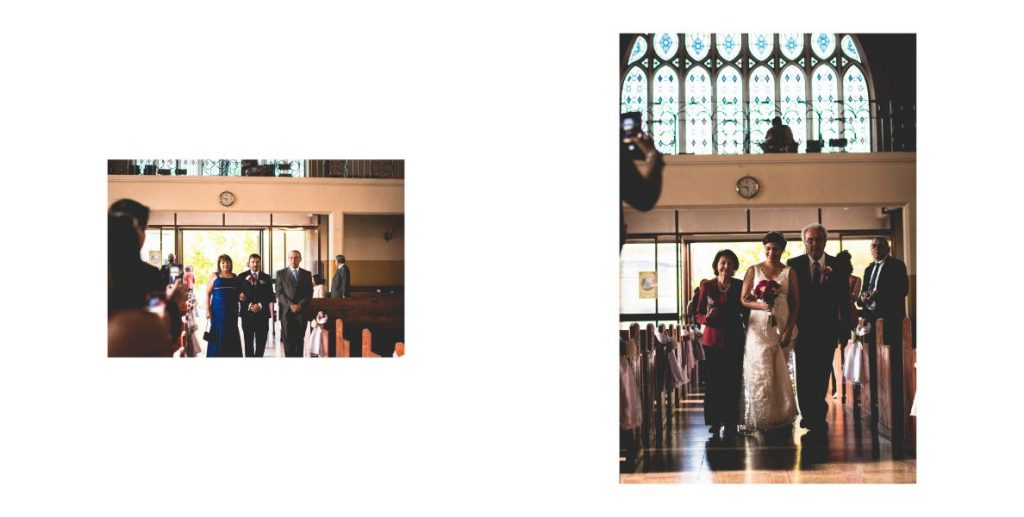 Mariana & Ivan un matrimonio pequeño en Macul y San Bernardo 2