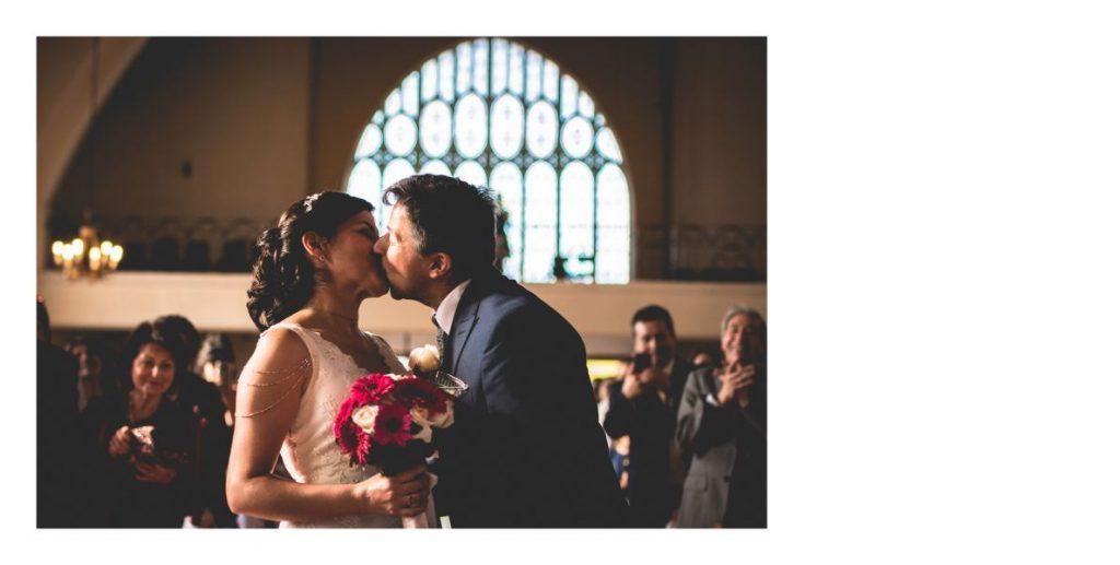 Mariana & Ivan un matrimonio pequeño en Macul y San Bernardo 4