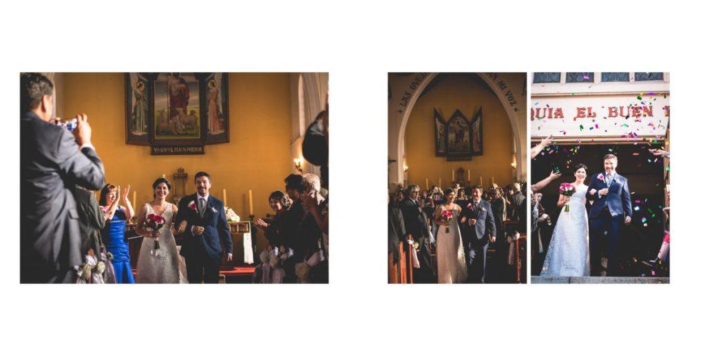 Mariana & Ivan un matrimonio pequeño en Macul y San Bernardo 5
