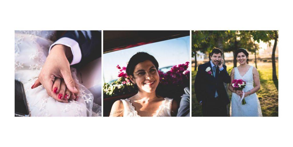 Mariana & Ivan un matrimonio pequeño en Macul y San Bernardo 8