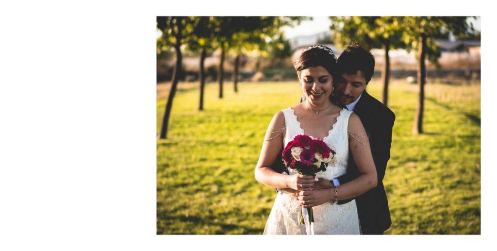 Mariana & Ivan un matrimonio pequeño en Macul y San Bernardo 10