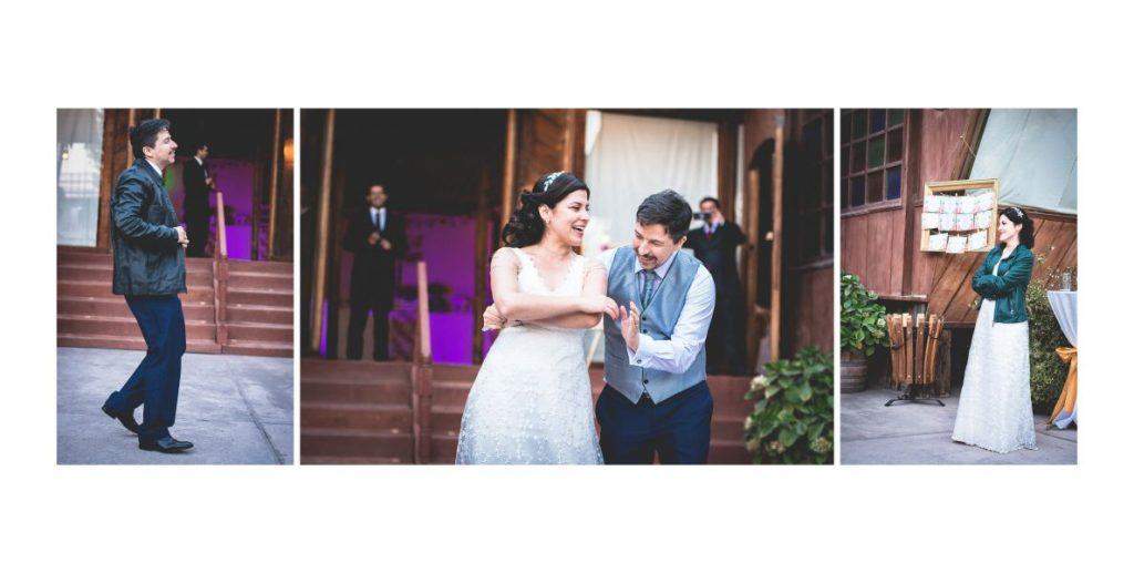 Matrimonio pequeño centro de eventos los naranjos