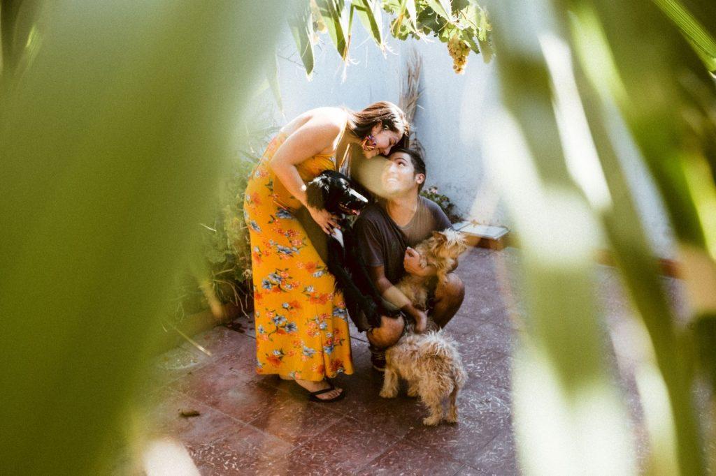 Sesiones de fotos en casa con mascotas