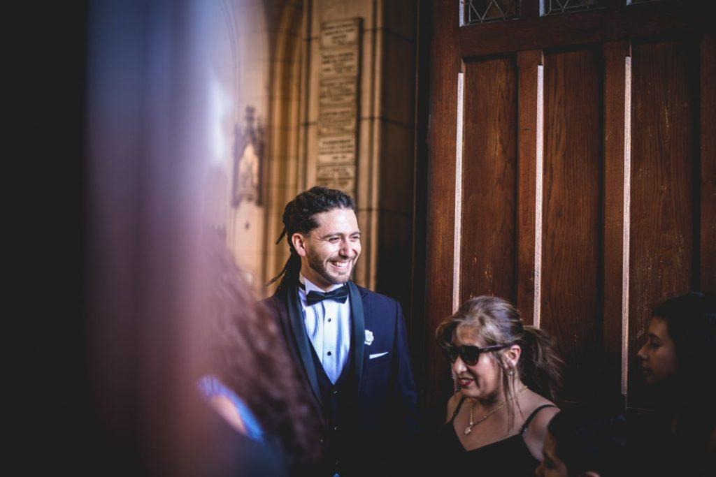 Matrimonio en Basílica de Nuestra Señora del Perpetuo Socorro (Nicole & Héctor) 3