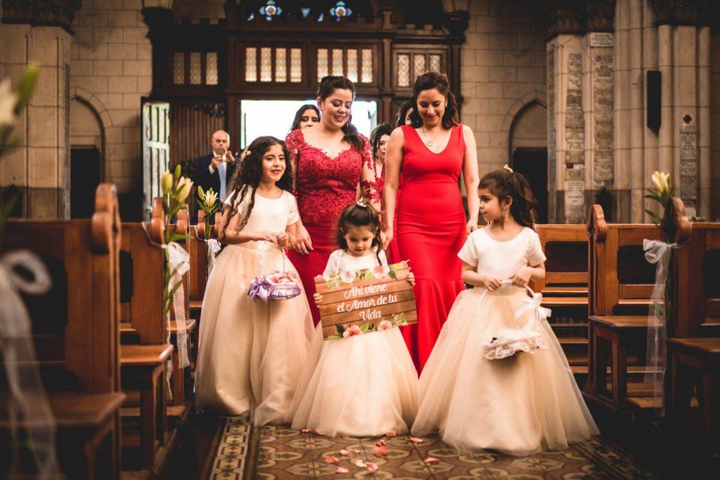 Matrimonio en Basílica de Nuestra Señora del Perpetuo Socorro (Nicole & Héctor) 4