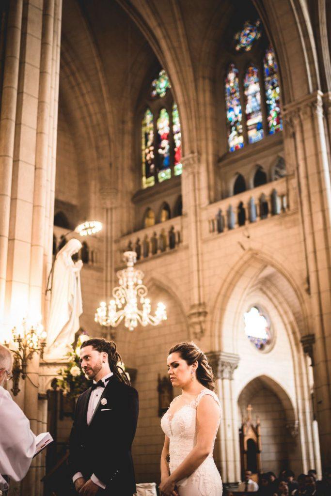 Matrimonio en Basílica de Nuestra Señora del Perpetuo Socorro (Nicole & Héctor) 5
