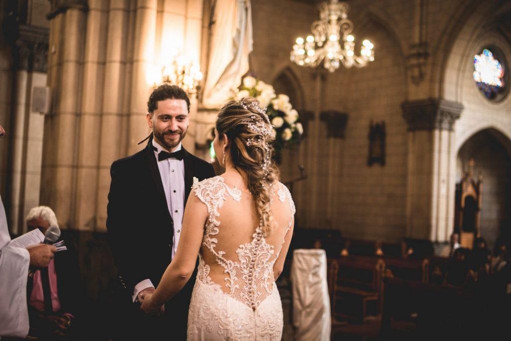 Matrimonio en Basílica de Nuestra Señora del Perpetuo Socorro (Nicole & Héctor) 7