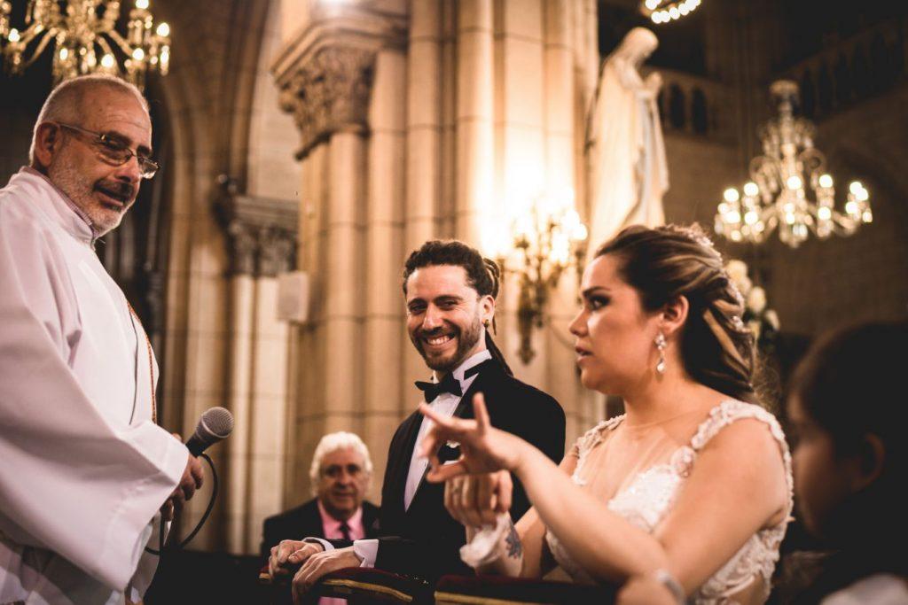 Matrimonio en Basílica de Nuestra Señora del Perpetuo Socorro (Nicole & Héctor) 8