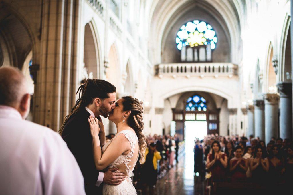 Matrimonio en Basílica de Nuestra Señora del Perpetuo Socorro (Nicole & Héctor) 9