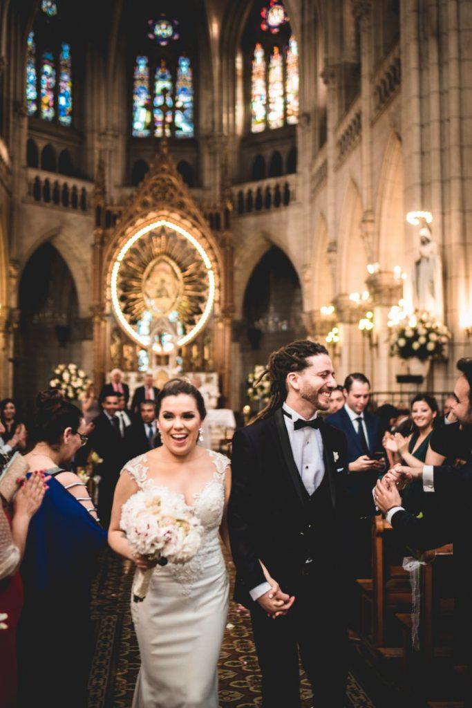 Matrimonio en Basílica de Nuestra Señora del Perpetuo Socorro (Nicole & Héctor) 10