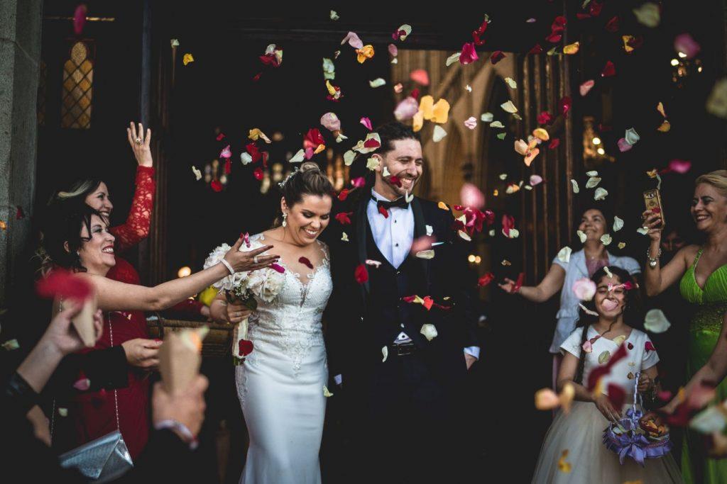 Matrimonio en Basílica de Nuestra Señora del Perpetuo Socorro (Nicole & Héctor) 1
