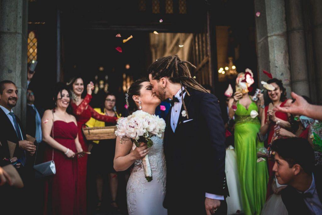 Matrimonio en Basílica de Nuestra Señora del Perpetuo Socorro (Nicole & Héctor) 14