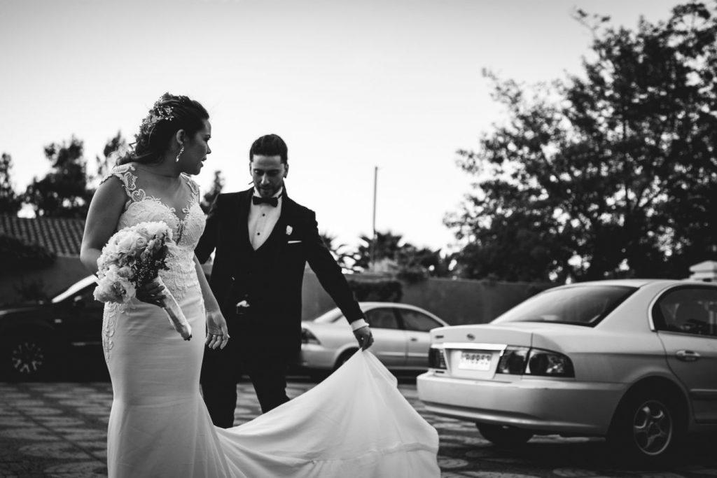 Matrimonio en Basílica de Nuestra Señora del Perpetuo Socorro (Nicole & Héctor) 15