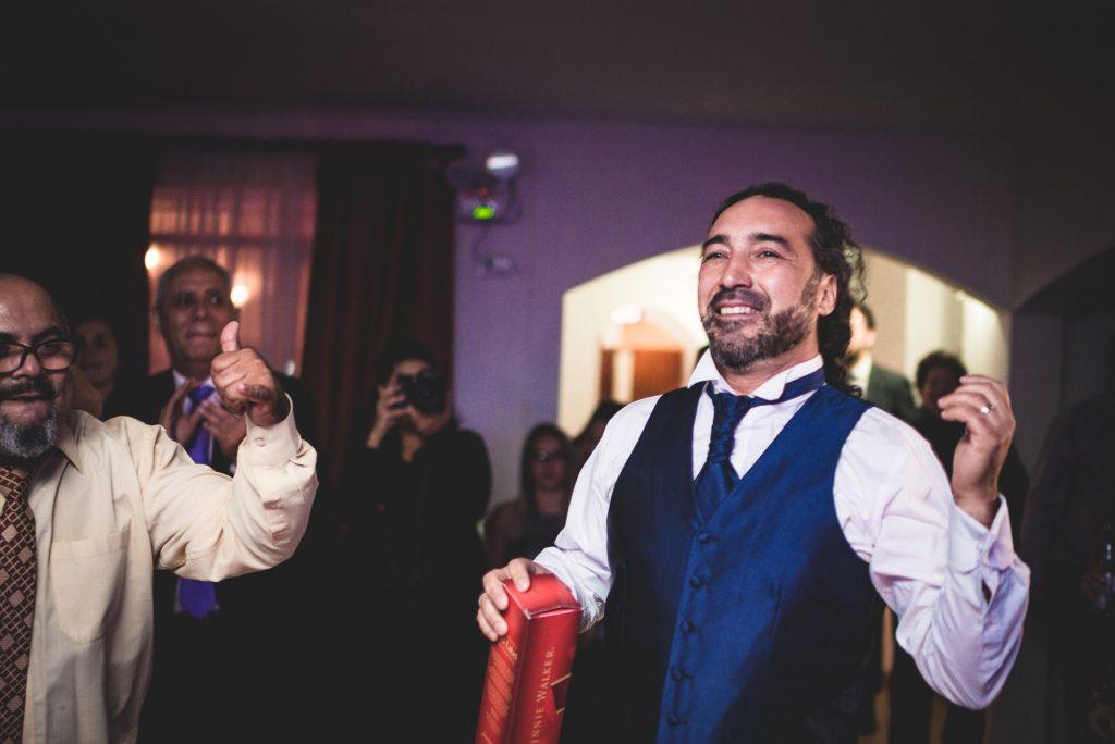 Un Matrimonio al ritmo de la cumbia (Vero & David) 7