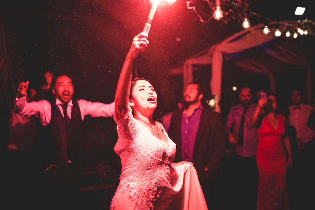 Un Matrimonio al ritmo de la cumbia (Vero & David) 1