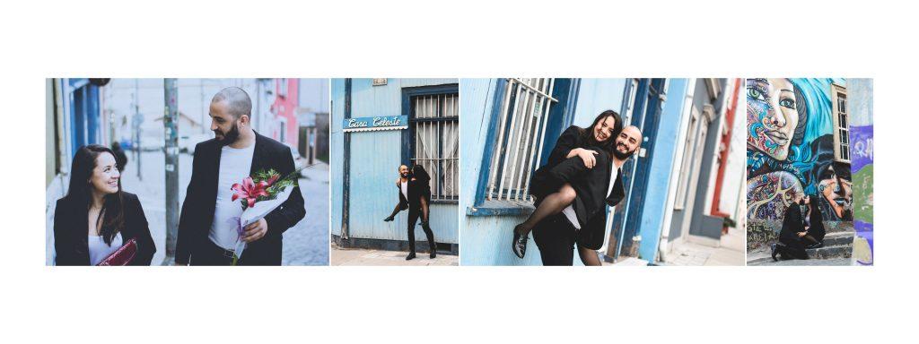Fotógrafo de matrimonios en Valparaíso